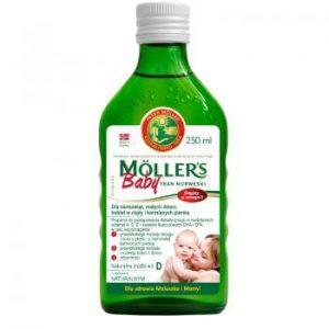 Tran Mollers dla dzieci i jego wpływ na zdrowie