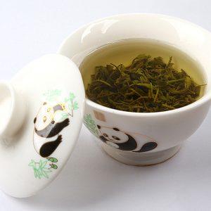 Popularna, zielona herbata